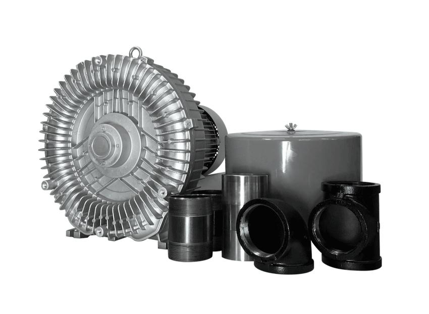 Miniature Regenerative Blowers : Industrial air blower manufacturer atlantic blowers home